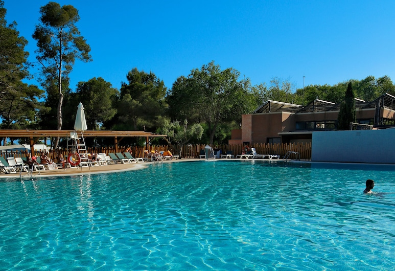 Tamarit Beach Resort, Tarragona, Útilaug