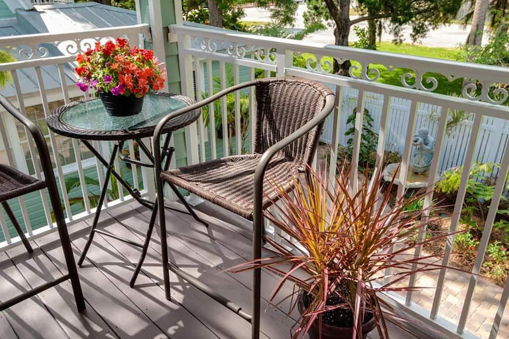 Standard Double Room, Ensuite (Caribbean Breeze ) - Balcony View