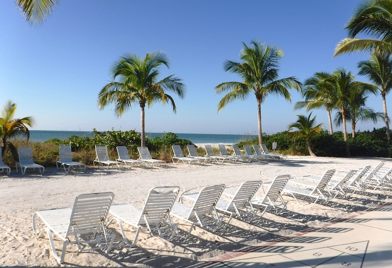 Waterside Inn on the Beach, Sanibel, Property Grounds