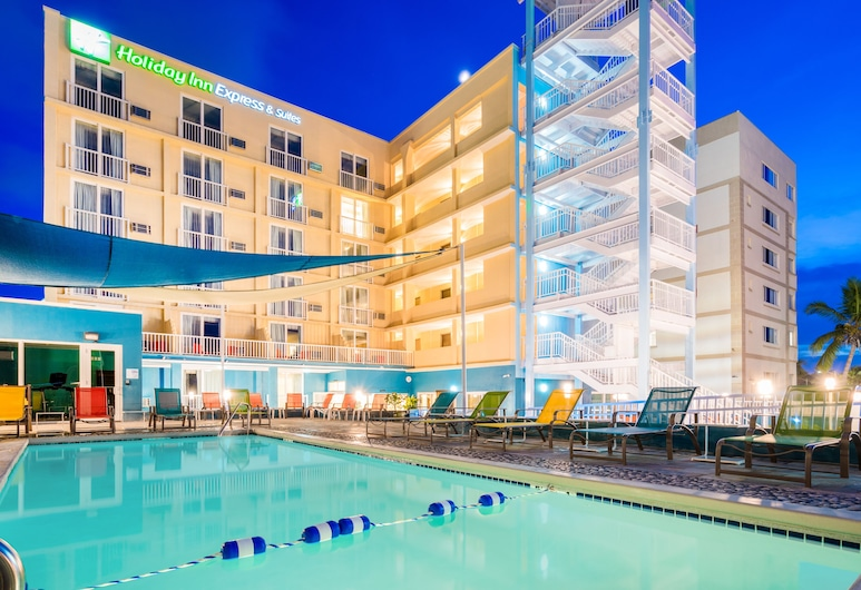 Holiday Inn Express & Suites Nassau, an IHG Hotel, Nassau, Außenbereich