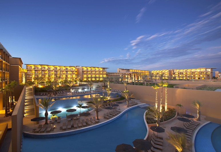 JW Marriott Los Cabos Beach Resort & Spa, Сан-Хосе-дель-Кабо
