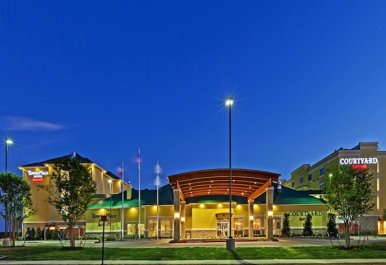 Courtyard by Marriott Abilene Northeast, Abilene, Fasada hotelu