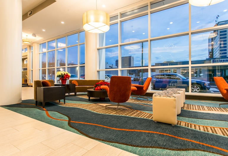Holiday Inn Hotel & Suites Chattanooga Downtown, Chattanooga, Lobby