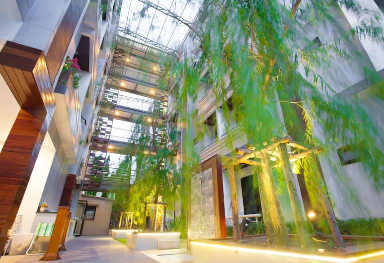 ニュー サイアム パレス ヴィル, バンコク, ホテルのインテリア