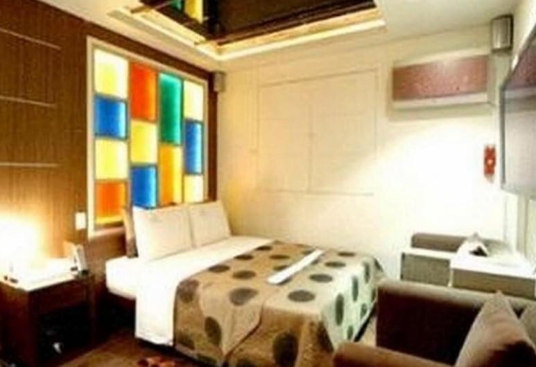 住著飯店, 仁川, 標準雙人房, 客房