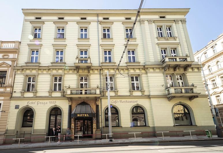 Praga 1885, Praga