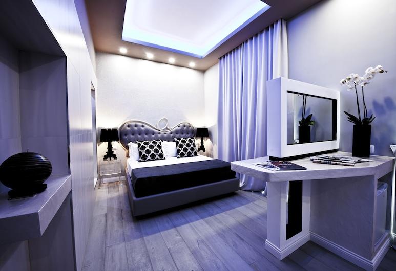 코르소 부티크 럭셔리 룸, 로마, 이그제큐티브 트리플룸, 객실