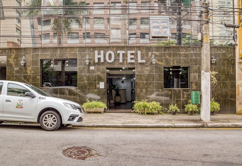 Center Plaza Hotel, San Paulas