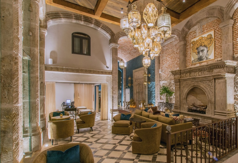 Casa 1810 Hotel Boutique, San Miguel de Allende, Sala de estar