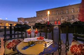 Foto Piazza Pitti Palace di Florence