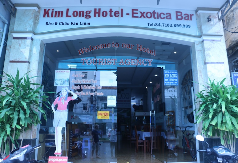 Kim Long Hotel, Can Tho