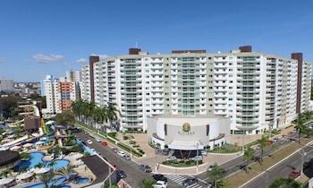 Foto van Privé Riviera Park Hotel in Caldas Novas