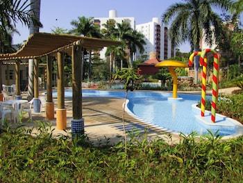 Foto di Acqua Bella Thermas Hotel a Caldas Novas