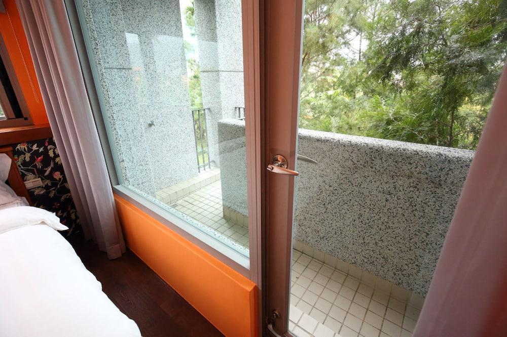 Habitación doble estándar - Vista al balcón