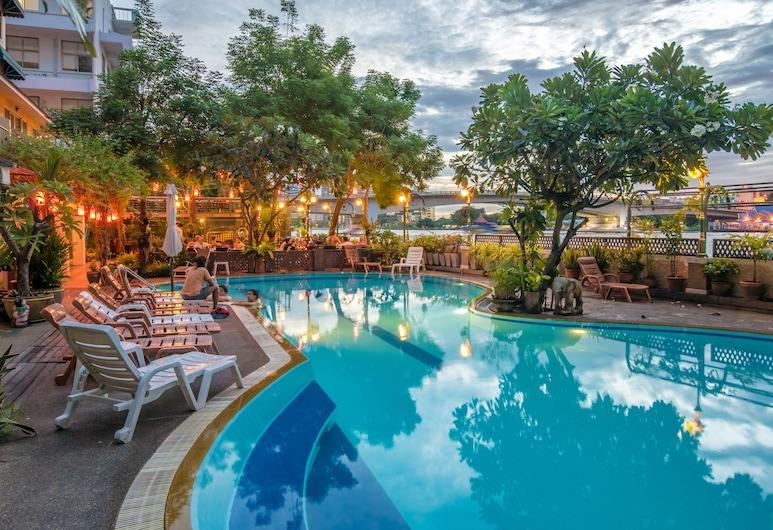 ニュー シャム リバーサイド, バンコク, 屋外プール