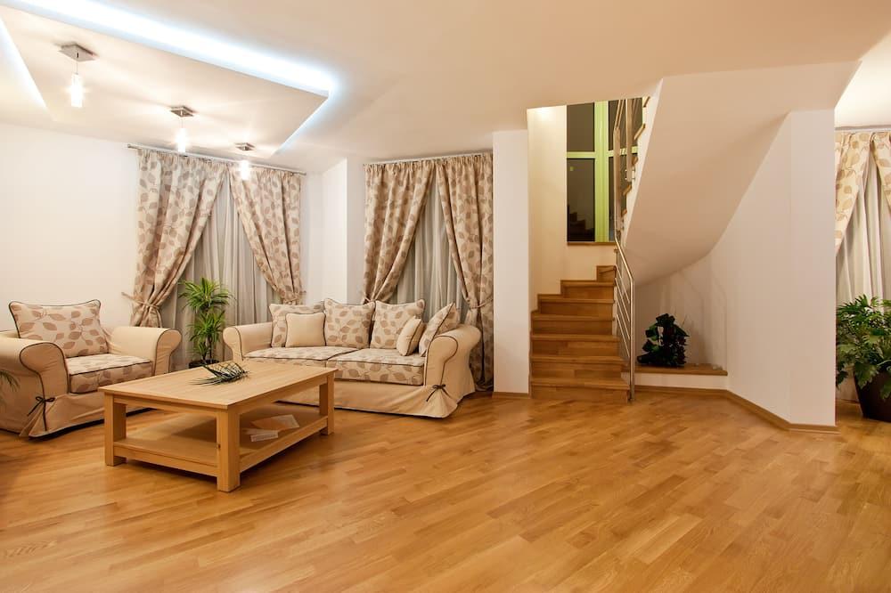 Maisonette, 2 bedrooms - Obývací prostor