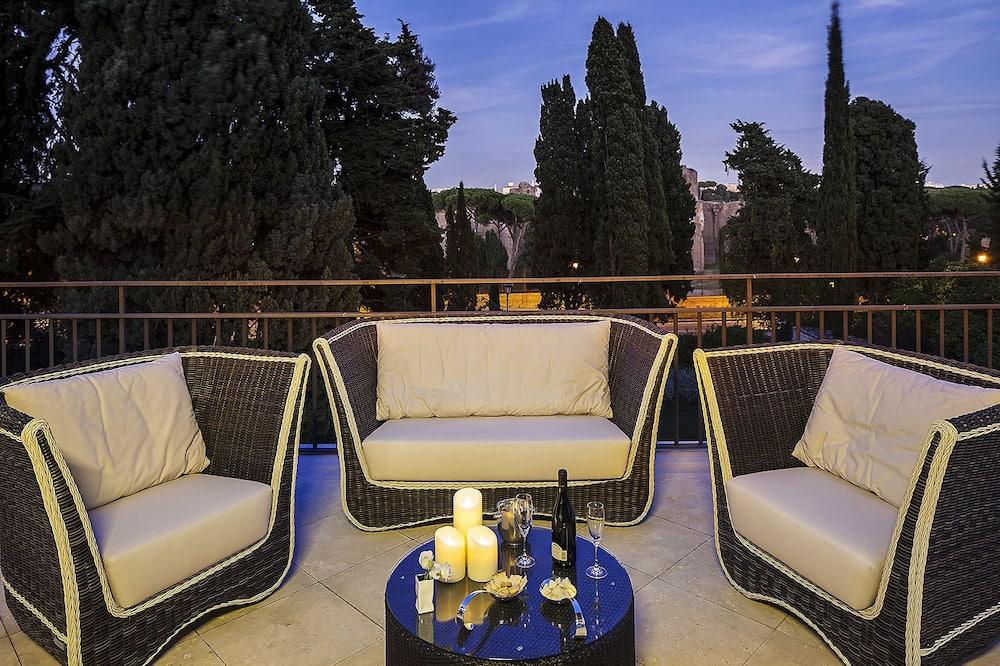 Grand-Suite - Terrasse/Patio