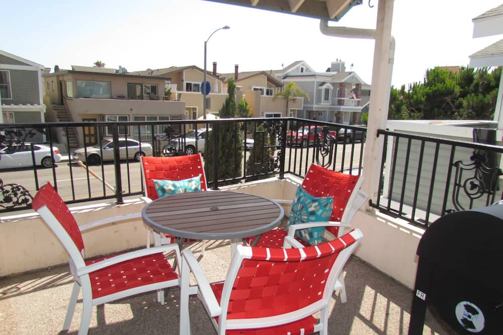 Duplex, 3 Bedrooms - Balcony