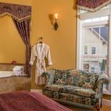 Sviitti, Oma kylpyhuone (Turret) - Yksityinen poreamme