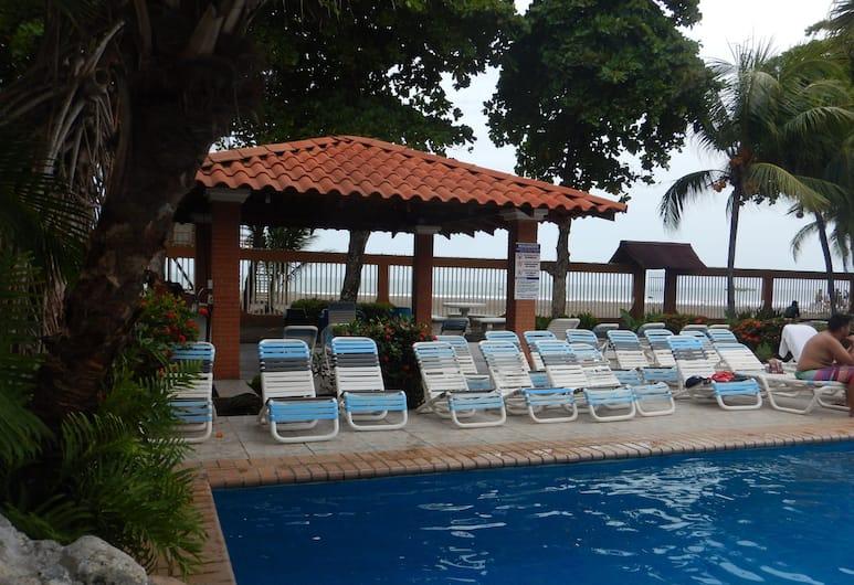 Apartotel Flamboyant, Jaco, Outdoor Pool