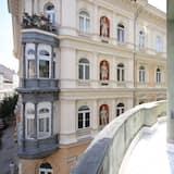 Studija - Balkonas