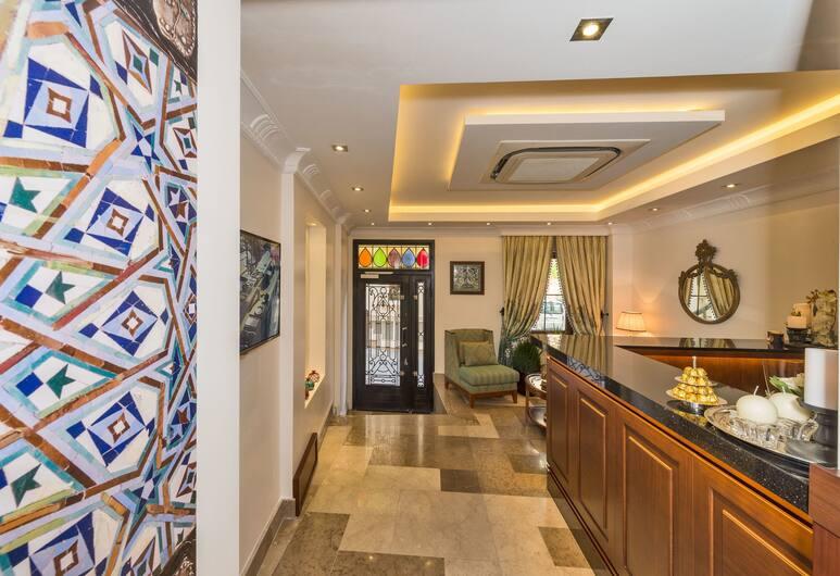 Four Doors Hotel, Istanbul, Reception