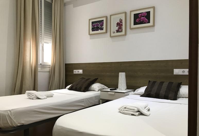 CH Otello Rooms - Madrid, Madrid, Habitación estándar con 2 camas individuales, 2 camas individuales, Habitación