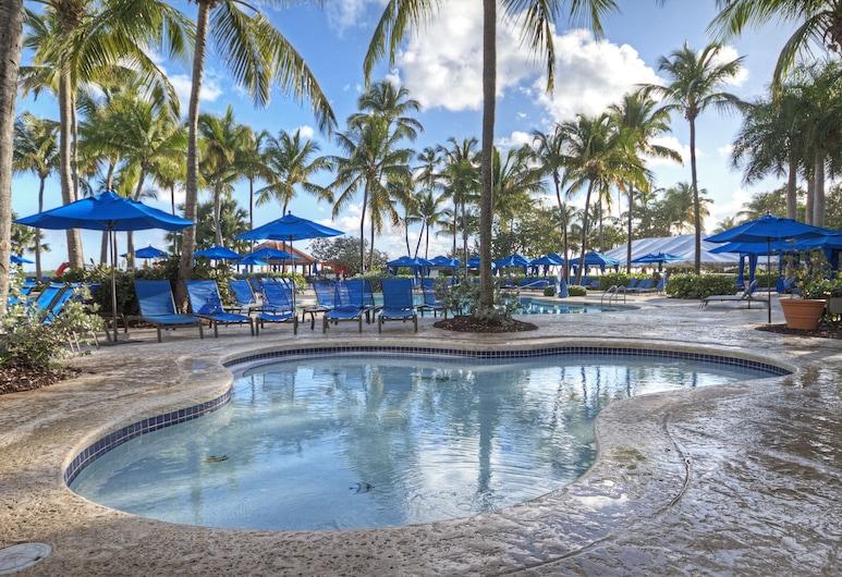 Margaritaville Vacation Club by Wyndham - Rio Mar, ריו גרנדה, בריכה חיצונית