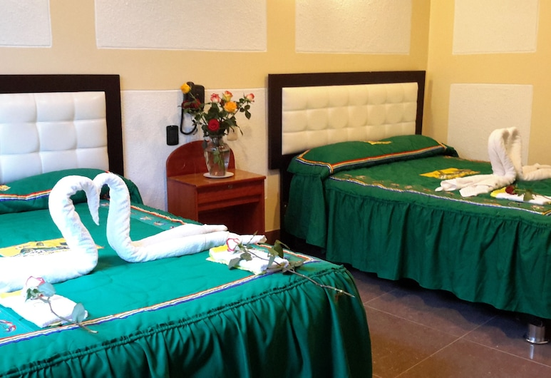 Hotel Pachakuteq, Machu Picchu, Chambre Double ou avec lits jumeaux, Chambre
