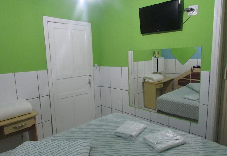 Hotel Diamantina, סאו פאולו, חדר זוגי, חדר אורחים