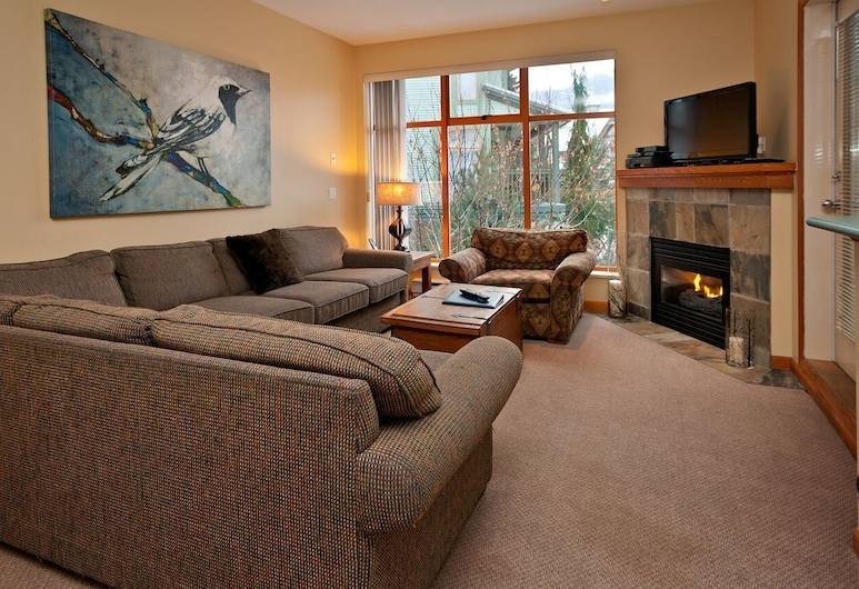 Westwind Properties at Stoney Creek Northstar, Whistler, Northstar #18, Wohnbereich