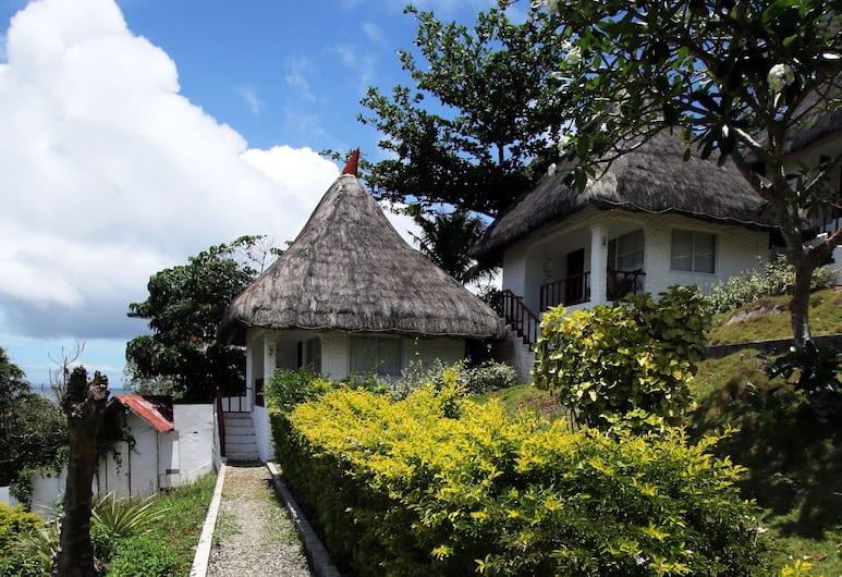 Boracay Water World Resort, Boracay Island, Premier szoba, 1 hálószobával, erkély, kilátással az óceánra, Vendégszoba