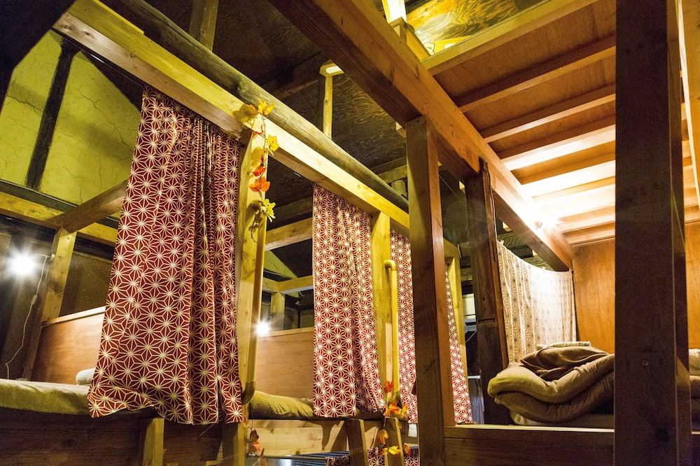 Single Japanese-Style Bed in Female Dormitory Room (Cash Only) - Guest Room