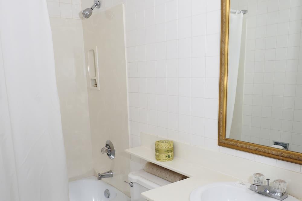 Dvoulůžkový pokoj, 2 dvojlůžka - Koupelna