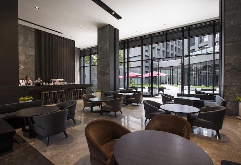 Platinum Hotel, Naujasis Taipėjus, Viešbučio laukiamasis