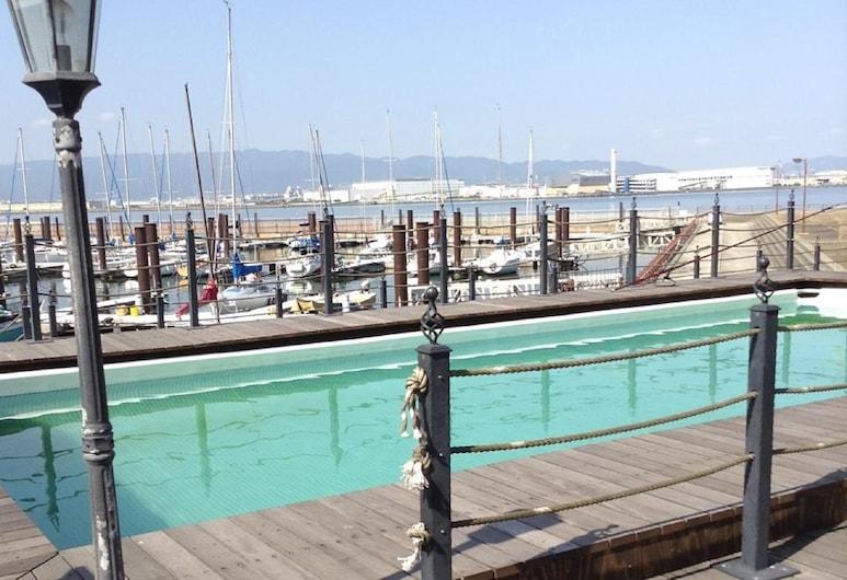 Osaka Hokko Marina Resort, Osaka, Pemandangan dari Hotel