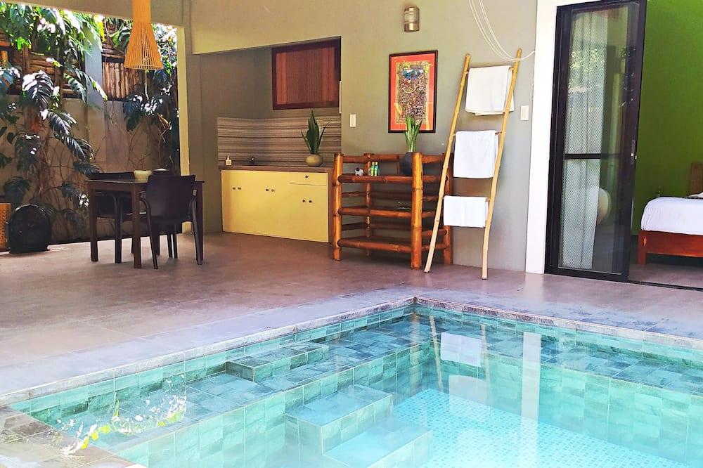 Exclusive villa (Private Pool) - Einetamisala toas