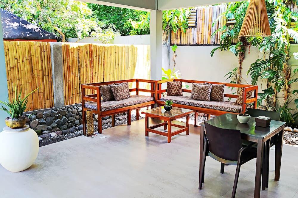 Exclusive villa (Private Pool) - Lõõgastumisala