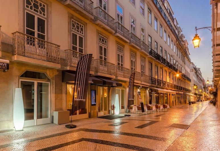 behotelisboa, Lisboa, Hotellinngang