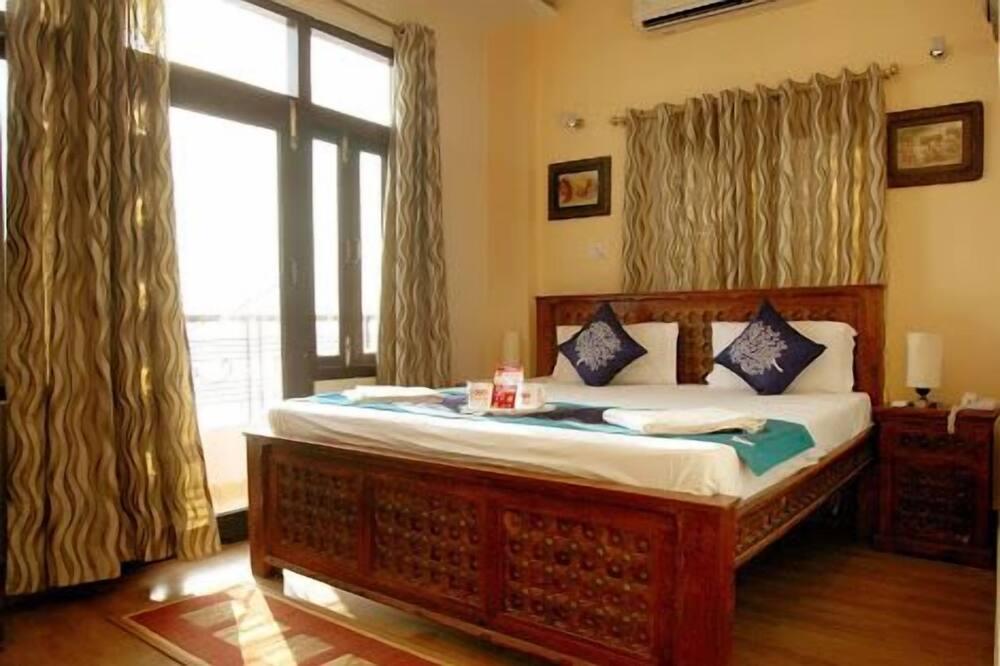 Deluxe Room, 1 Double Bed, River View - Bathroom