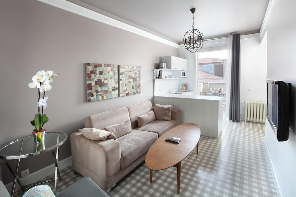Ático, terraza - Habitación