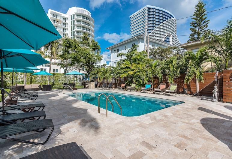 Nobleton Hotel, Fort Lauderdale, Utomhuspool