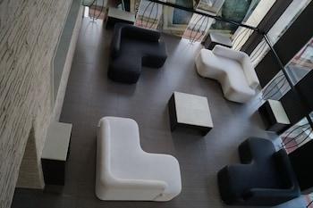在墨西哥城的马德里格兰别墅酒店照片