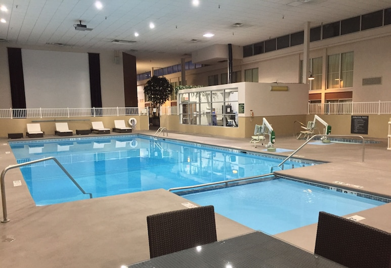 Americas Best Value Inn & Suites Boise, Boise, Binnenzwembad