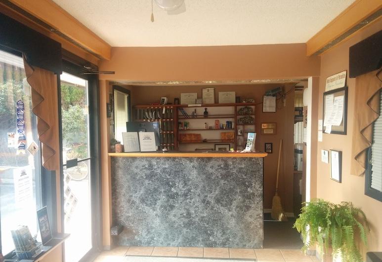Paradise Sea Shell Motel, Parksville, Reception