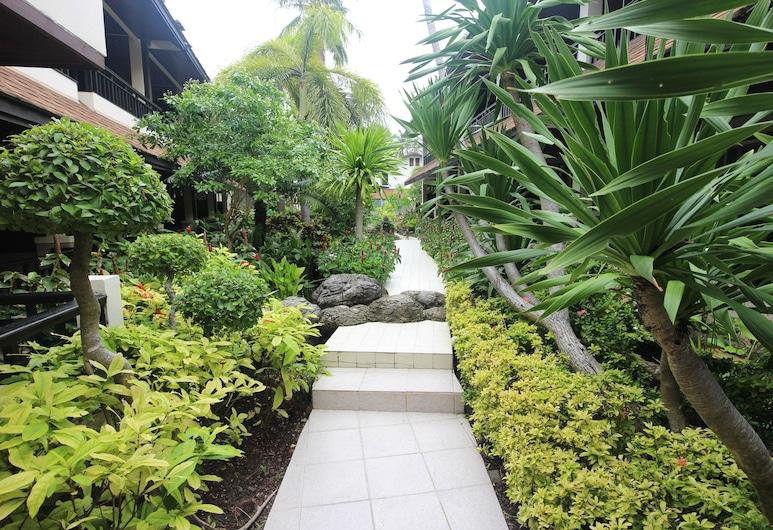 Phi Phi Banyan Villa, Ko Phi Phi, Overnatningsstedets område