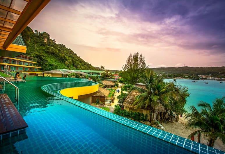 Phi Phi Cliff Beach Resort, Ko Phi Phi, Lobby