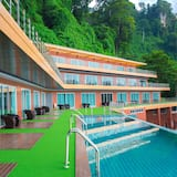 Luxury Double Pool Sea View (3rd Floor) - Outdoor Pool