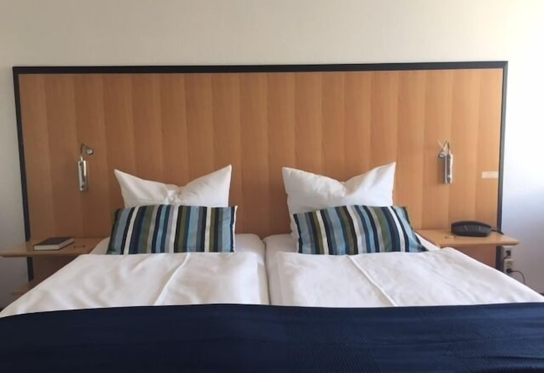 Hotel Torgauer Brauhof, Torgau, Single Room, Guest Room
