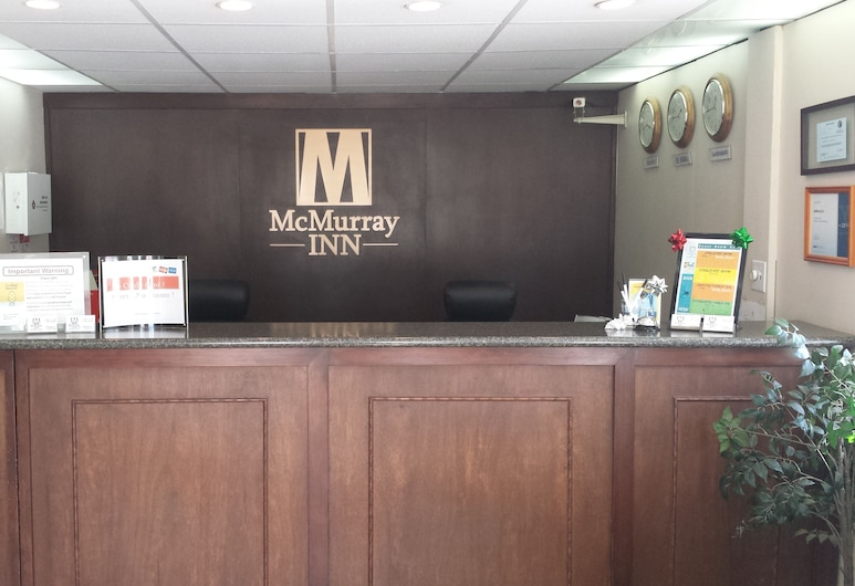 McMurray Inn, Fort McMurray, Recepcia